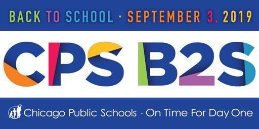 CPS Back 2 School Bash (Network 4 & 14)- Hermosa