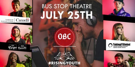 OBC SESSIONS YOUTH RISING SHOWCASE tickets