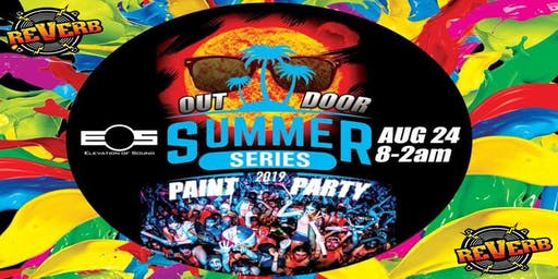 Summer Series Outdoor Paint Party