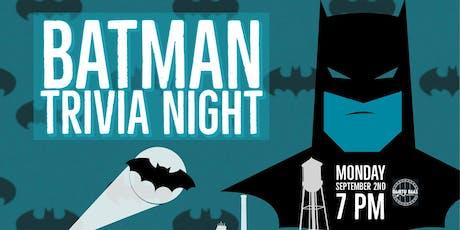 Batman Trivia Night tickets