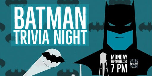 Batman Trivia Night