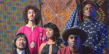 Sinkane with Mad Alchemy Light Show & The Afrofunk Experience tickets