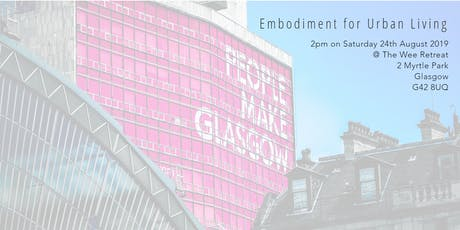 Embodiment for Urban Living tickets
