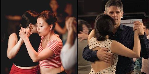 Argentine Tango Classes (August-September)