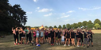 Family Bootcamp -Slades Park
