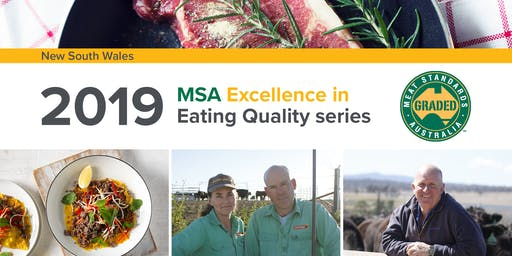 Excellence in Eating Quality Series - New South Wales