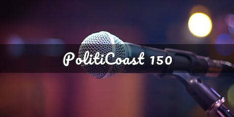 PolitiCoast 150 tickets