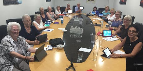 Special Introductory iPad Lesson for Seniors tickets