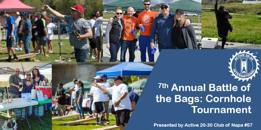 7th Annual Battle of the Bags: Cornhole Tournament
