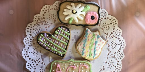 National Lazy Day Cookie Decorating Fun!!!
