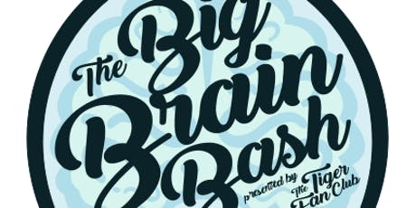 3rd Annual Big Brain Bash tickets
