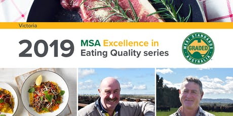 Excellence in Eating Quality Series - Victoria tickets