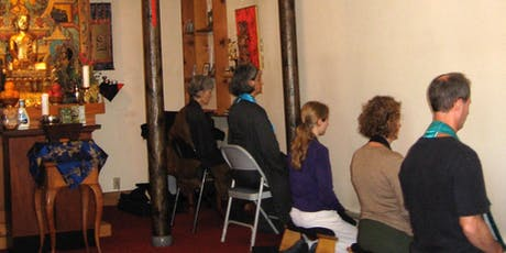 Meditation Retreat -Finding the Heart of Compassion tickets
