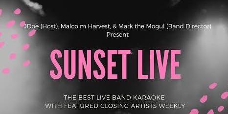 Sunset live
