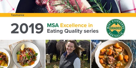 Excellence in Eating Quality Series - Tasmania tickets