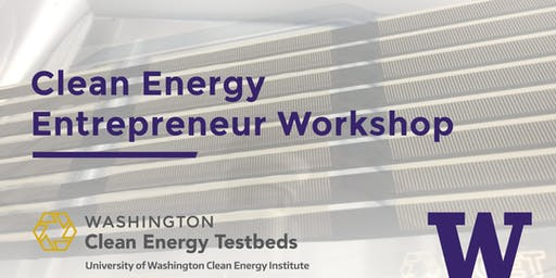 Clean Energy Entrepreneur Workshop