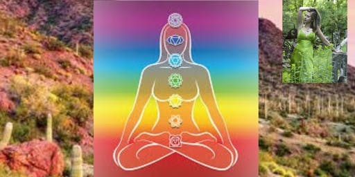Chakra Balancing and Healing Circle