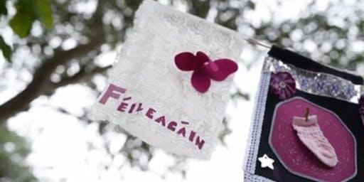Feileacain Prayer Flag Workshop