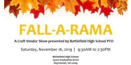Fall-A-Rama tickets