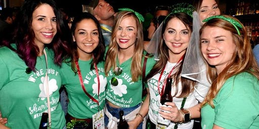 3rd Annual St Paddy's Day on King Street Bar Crawl