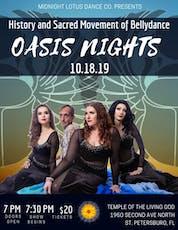 Oasis Nights tickets
