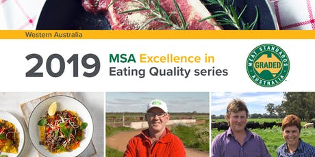 Excellence in Eating Quality Series - Western Australia tickets