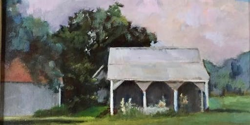 Painting with Oils and Acrylics September Sessions with Nancy Lee Davis