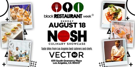 NOSH Culinary Showcase - Los Angeles 2019 tickets