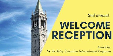 International Programs Welcome Reception 2019 tickets