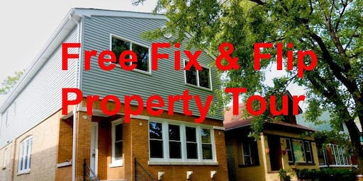 Free Fix and Flip Property Tour