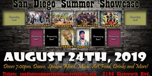 San Diego Summer Showcase
