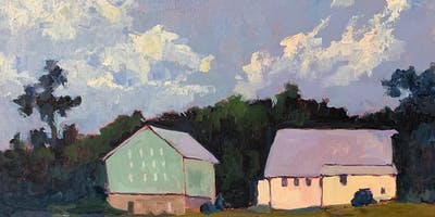 Painting with Oils and Acrylics October Sessions with Nancy Lee Davis