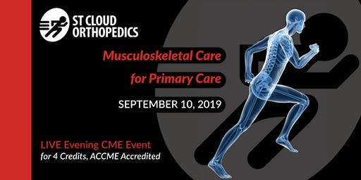 Musculoskeletal Care for Primary Care
