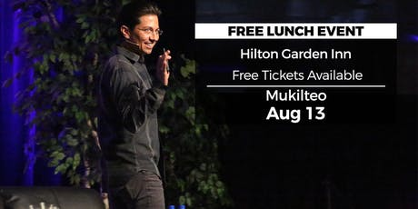 (FREE) Millionaire Success Habits revealed in Mukilteo by Dean Graziosi tickets