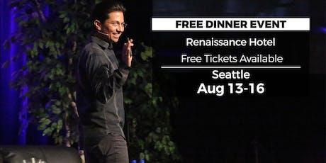 (FREE) Millionaire Success Habits revealed in Bellevue by Dean Graziosi tickets