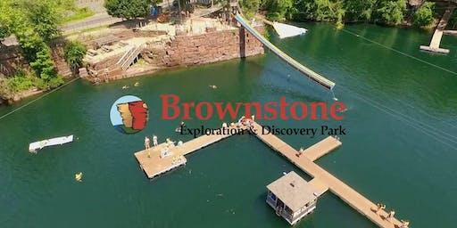 Brownstone Park: Wakeboarding Ziplining and More - 08/07/2019 Wednesday
