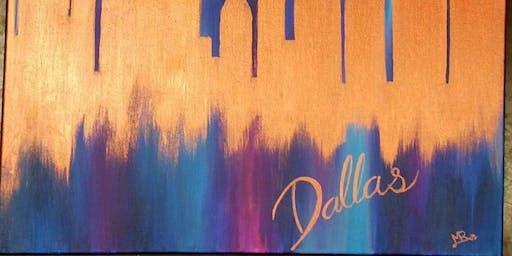 Paint the Town! Dallas Thursday Night Paint Party
