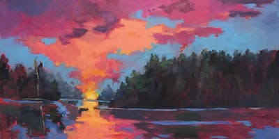 Painting with Oils and Acrylics Nov/Dec 4 Sessions with Nancy Lee Davis
