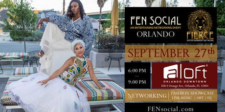 FEN Social Networking, Fashion Show, Live Music, Art, Entertainment tickets
