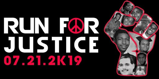 RUN FOR JUSTICE 5K