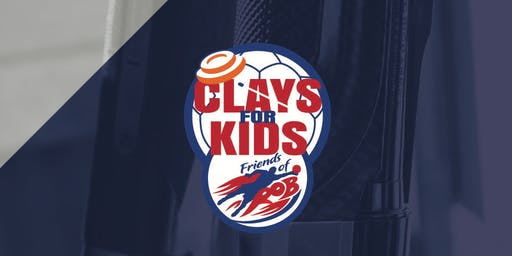6th Annual Clays for Kids Shootout, Benefiting the Rob Harper Memorial Fund