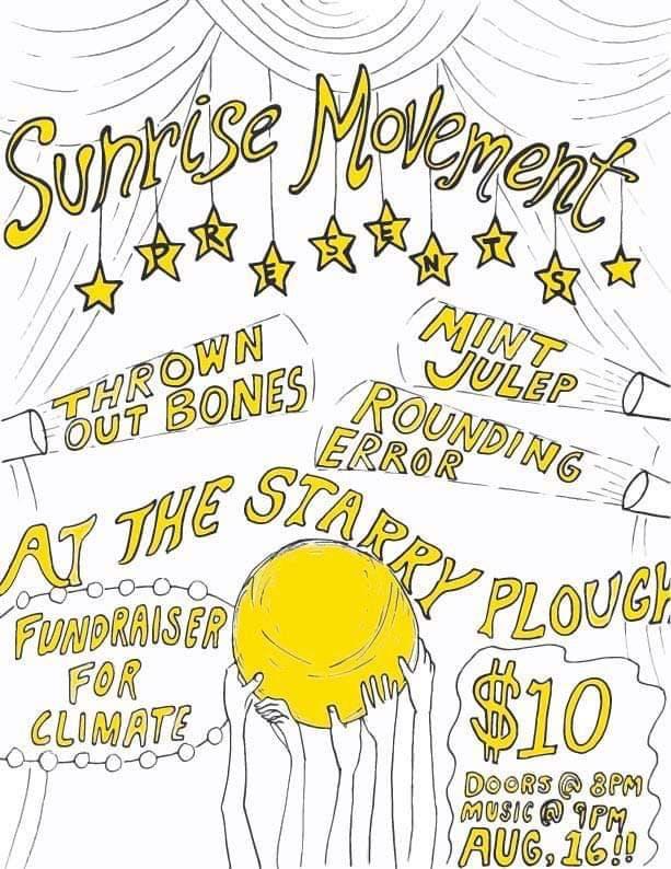 Sunrise Presents: Thrown Out Bones, MintJulep, Rounding Error