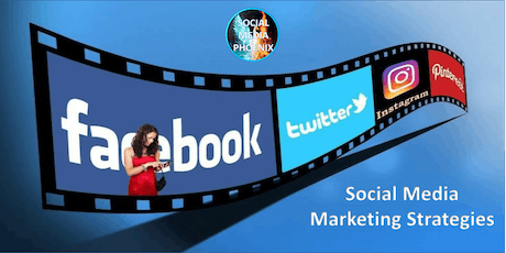 Social Media Marketing Strategies 101 tickets
