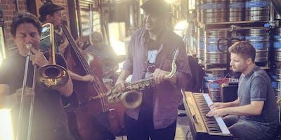 Friday Night Free Live Jazz @ Original Pattern Brewing Co.