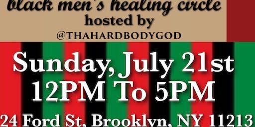 Black Men's Healing Circle