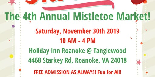 4th Annual Mistletoe Market