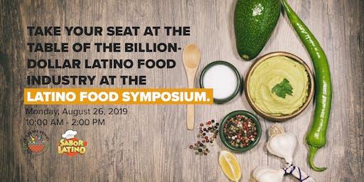 Sabor Latino Food Symposium 2019