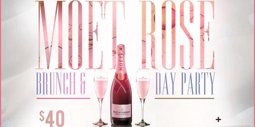Moet Rose Brunch & Day Party