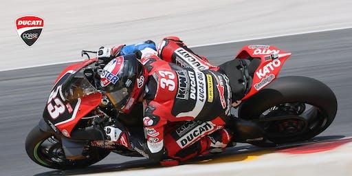 Ducati Owners MotoAmerica Fan Experience