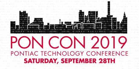 Pontiac Technology Conference tickets